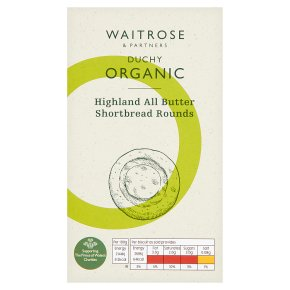 Duchy Organic Highland All Butter Shortbread
