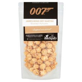 Joe&Seph Bond Dry Martini Popcorn
