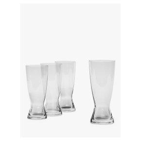 John Lewis Anyday Pilsner Glasses 460ml