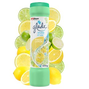 Glade Fresh Lemon Shake n'Vac