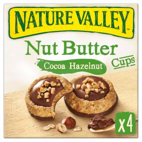 Nature Valley Cocoa Hazelnut Cups