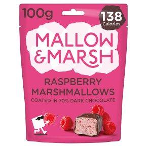 Mallow & Marsh Raspberry Marshmallows