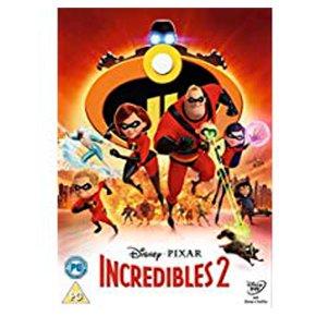 DVD Incredibles 2