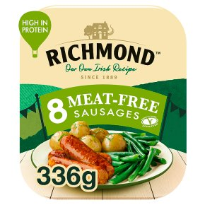 Richmond Meat Free 8 Sausages