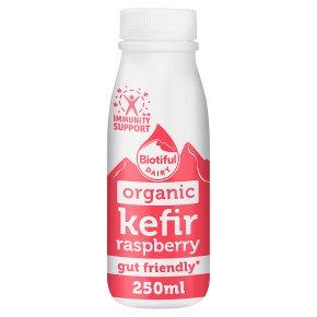 Biotiful Dairy Organic Kefir Raspberry
