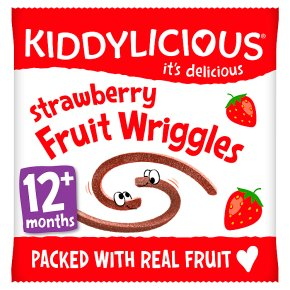 Kiddylicious Strawberry Wriggles