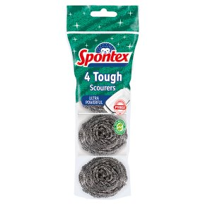 Spontex Tough Scourers