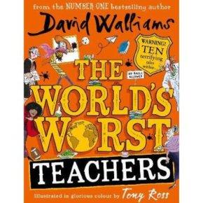 World's Worst Teacher David Walliams