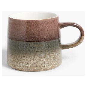 John Lewis Primitive Auburn Dip Mug
