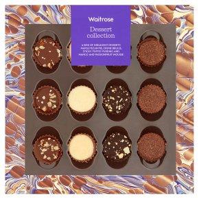 Waitrose Dessert Collection