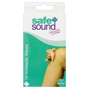Safe + Sound Antiseptic Wipes