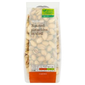 Waitrose Roasted Pistachios in Shell