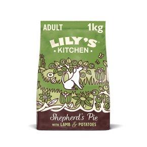 Lily's Kitchen Grain Free Dry Food Lamb