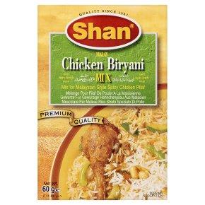 Shan Malay Chicken Biryani