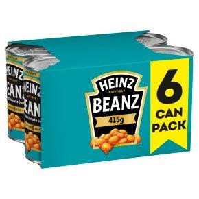 Heinz Beanz Family Pack