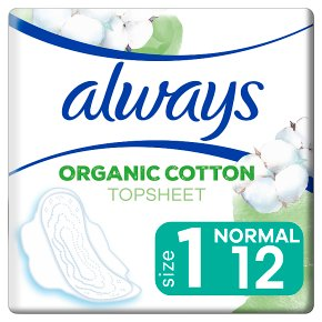 Always Cotton Normal Pads Wings
