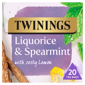 Twinings Liquorice Spearmint 20 Tea Bags
