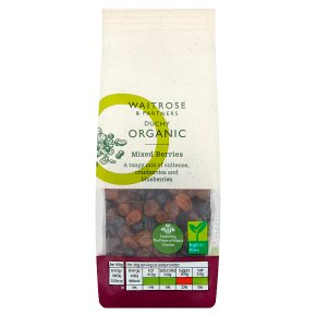 Duchy Organic Mixed Berries