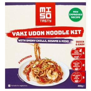 Miso Tasty Yaki Udon Noodle Kit