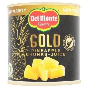 Del Monte Gold Pineapple Chunks in Juice