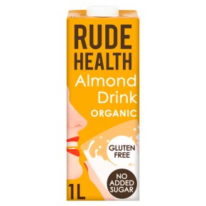 Rude Health Almond Organic Drink