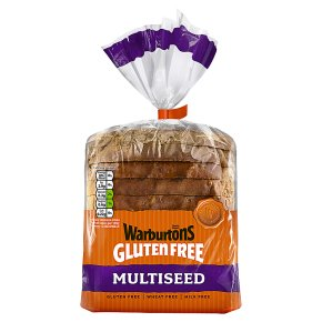 Warburtons Gluten Free Multiseed Bread