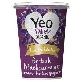 Yeo Valley Organic Limited Edition Yogurt