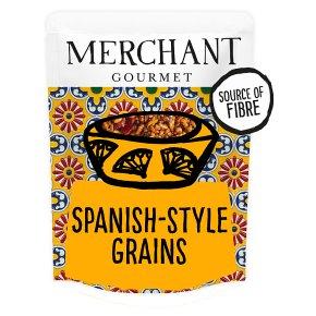 Merchant Gourmet Smoky Spanish Style Grains & Rice