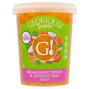 Glorious! Indian Sweet Potato & Coconut Daal