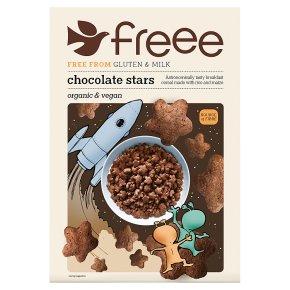 Freee Chocolate Stars