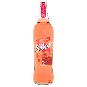 Shloer sparkling juice drink rosé