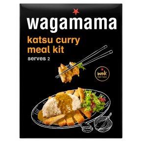 Wagamama Katsu Curry Meal Kit