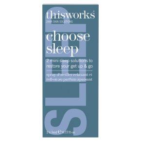 This Works Choose Sleep