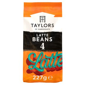 Especially for Latte Beans