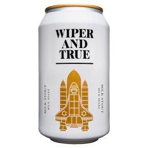 Wiper and True Milk Shake Bristol