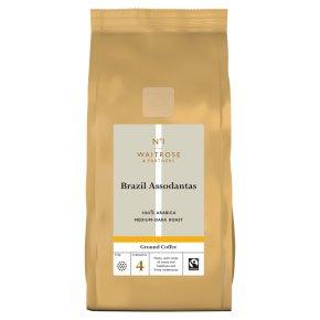 No.1 Brazil Assodantas Ground Coffee