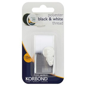 Kobond Black & White Thread