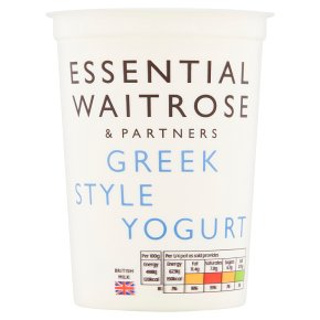 Essential Greek Style Yogurt
