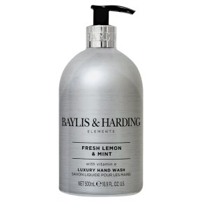 Baylis & Harding Fresh Lemon & Mint
