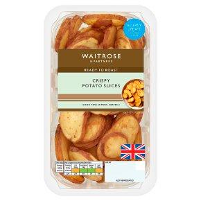 Waitrose Crispy Potato Slices