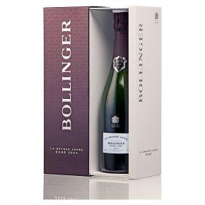 Bollinger La Grande Brut Rosé 2005 Vintage Champagne