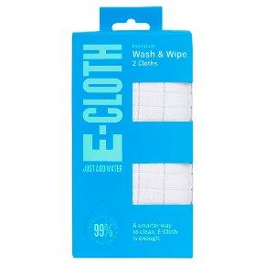 E-Cloth Wash & Wipe Kitchen Cloths