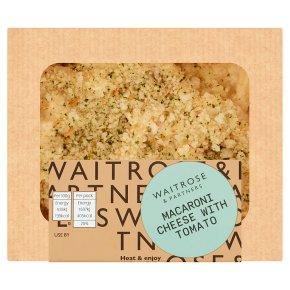 Waitrose Macaroni Cheese with Tomato