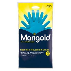 Marigold Fresh Feel Glove Medium