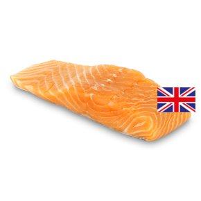 Lightly Smoked Scottish Salmon Fillet