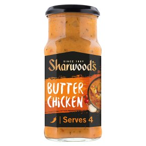 Sharwood's Butter Chicken Cooking Sauce