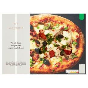 No.1 Wood-fired Neapolitan Sourdough Pizza