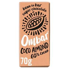 Ombar Coco Almond Bar