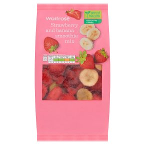 LoveLife Strawberry & Banana Smoothie Mix