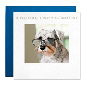 Always There Fathers Day Card